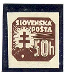 5760: Slowakei - Zeitungsmarken