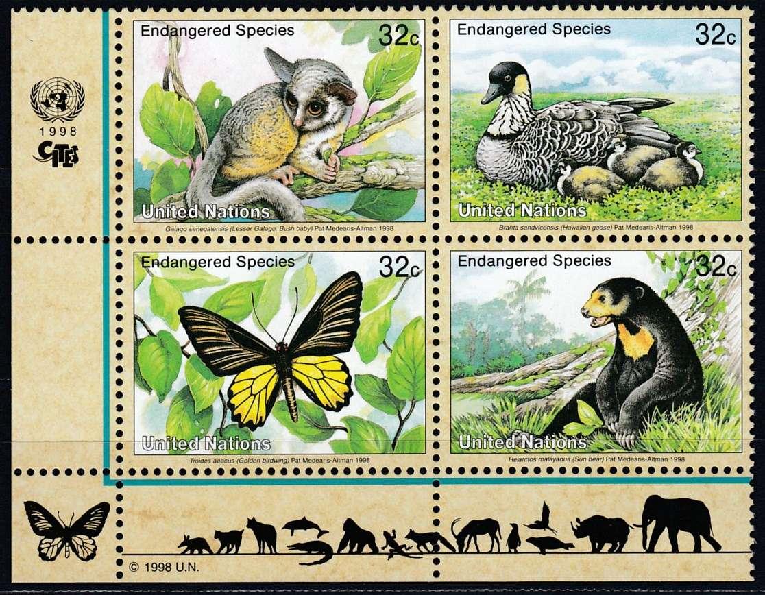Briefmarken Sommer Uno New York Michel 767 770