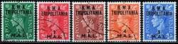 3600: Italienisch Tripolitanien Britische Militär Post - Militaerpostmarken