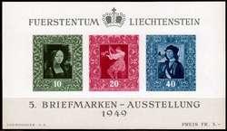4175: Liechtenstein - Blöcke