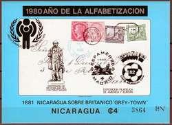 4590: Nicaragua - Blöcke