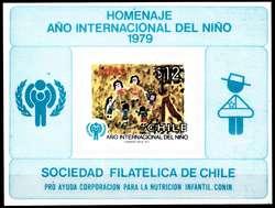 2055: Chile - Gedenkblätter