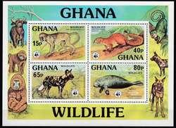 2785: Ghana - Blöcke