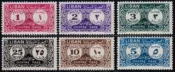 4160: Libanon - Portomarken