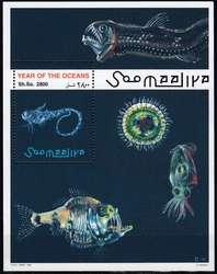 5770: Somalia - Blöcke