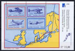 2530: Finland - Souvenir / miniature sheetlets