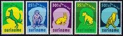 6130: Surinam - Blöcke