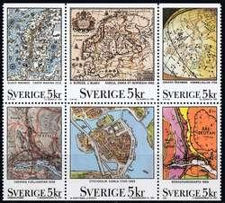 5625: Schweden - Markenheftchenblaetter