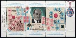 2530: Finland - Booklet panes