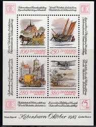 2355: Dänemark - Blöcke