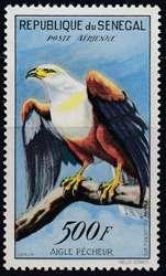 5715: Senegal - Flugpostmarken