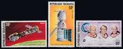 961020: Weltraum, Raumfahrt, Soyus