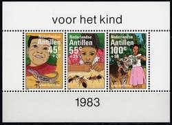 4630: Niederländische Antillen - Blöcke