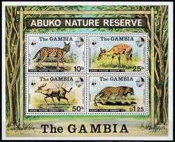 2770: Gambia - Blöcke