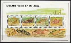 6010: Sri Lanka - Blöcke