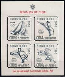 2330: Cuba Spanische Kolonie - Blöcke