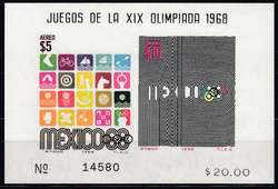 4425: Mexiko - Blöcke