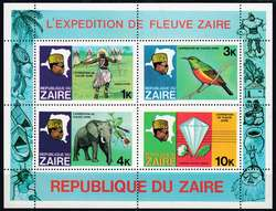 6730: Zaire - Blöcke