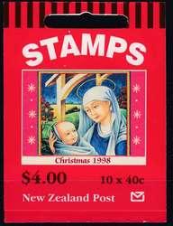 4565: Neuseeland - Markenheftchen