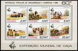 4460: Mosambik - Blöcke