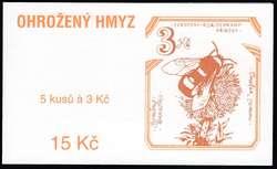 6330: Tschechische Republik - Markenheftchen