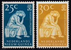 4655: Niederländisch Neuguinea West Neuguinea