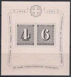 5655: Schweiz - Blöcke