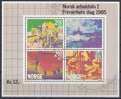 4710: Norwegen - Blöcke