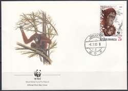 846020: Tiere, gefährdete Arten, WWF