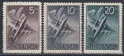 5760: Slowakei - Flugpostmarken