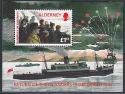 1655: Alderney - Blöcke