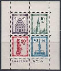 1325: Französische Zone Baden - Blöcke