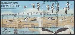 1995: Britisch Territorium im Indischen Ozean - Blöcke