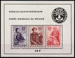 1810: Belgien - Blöcke