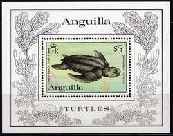 1695: Anguilla - Blöcke