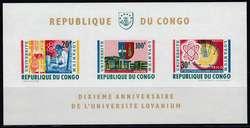4040: Kongo Kinshasa - Blöcke