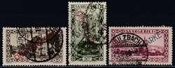 10350010: Saargebiet - Dienstmarken