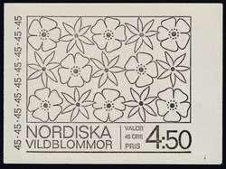 5625: Schweden - Markenheftchen