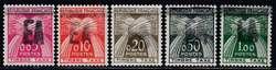 1665: Algerien - Portomarken