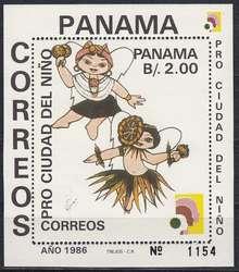 4885: Panama - Zwangszuschlagsmarken