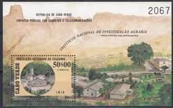 3870: Kap Verde - Blöcke