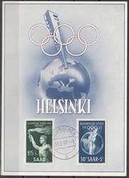 10350020: Saarland - Postkarten