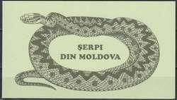 4475: Moldawien - Markenheftchen