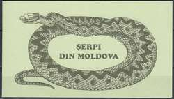 4475: Moldavia - Stamp booklets