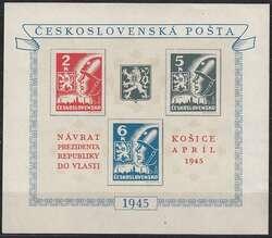6335: Tschechoslowakei - Blöcke
