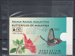 4235: Malaya - Markenheftchen