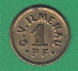 125.20: Notmünzen / Wertmarken - Konsummarken
