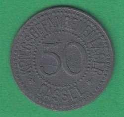125.30: Notmünzen / Wertmarken - Kriegsgefangenenlager Marken