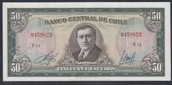 110.560.70: Banknoten - Amerika - Chile