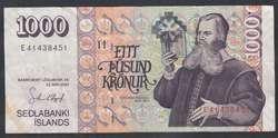 110.190: Banknoten - Island